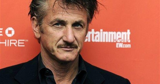Sean Penn shares film's dream of ducking stardom
